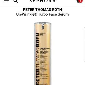 Peter Thomas Roth Un-wrinkle Turbo face serum